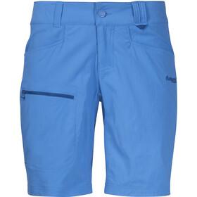 Bergans Utne Pantalones cortos Mujer, cloud blue/classic blue